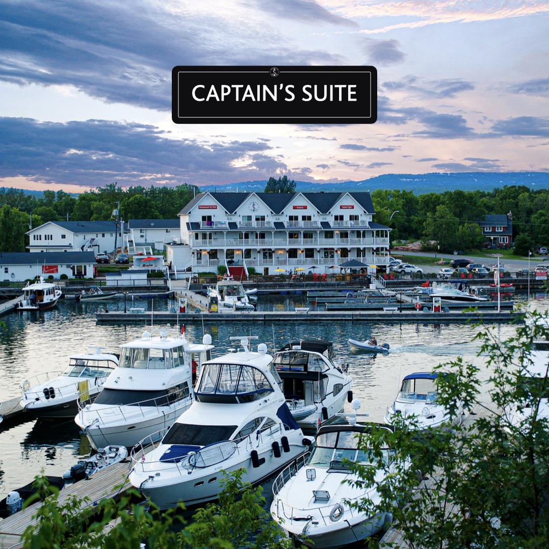 Captain's suite image 1