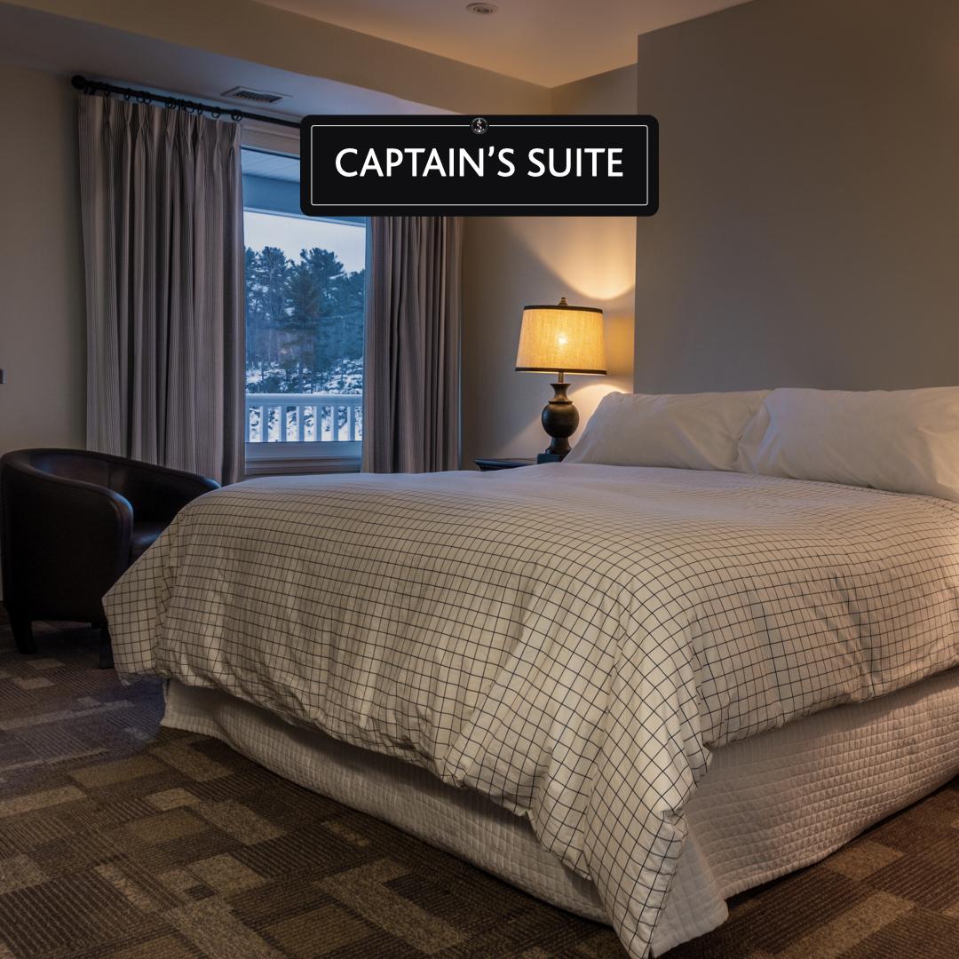 Captain's suite image 2
